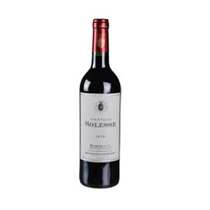 /索雷斯城堡干红葡萄酒: