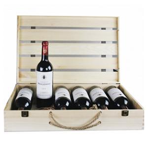 /索雷斯城堡干红葡萄酒礼盒装: