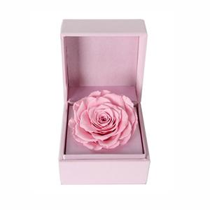 鲜花/你的甜蜜: 厄瓜多尔巨型永生粉玫瑰,直径9cm-10cm左