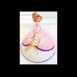 蛋糕/【芭比蛋糕】爱情印象:鲜奶鸡蛋胚+芭比造型 祝 愿:独特的美丽,更适合独