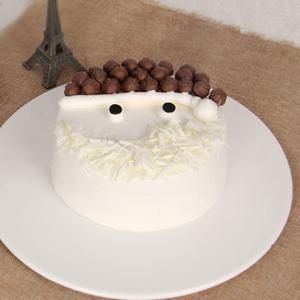 蛋糕/蘑菇精灵:鲜奶鸡蛋胚+巧克力蘑菇装饰 祝 愿:你是我的可爱小