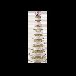 蛋糕/花开并蒂:新鲜奶油+爱情装饰 祝 愿:花开并蒂,喜结连理