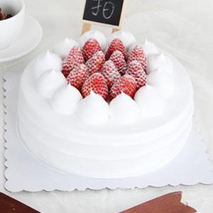 蛋糕/歡樂頌:鮮奶雞蛋配+新鮮時令水果 祝 愿:一月有雪,二月有