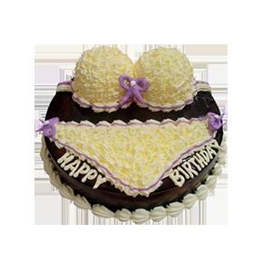 蛋糕/你我的小情話:鮮奶雞蛋胚+香醇巧克力 祝 愿:送你一首簡單的小情