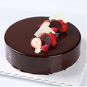 蛋糕/巧克力的浪漫:慕斯内层搭配巧克力包裹,新鲜水果点缀 祝 愿:生日