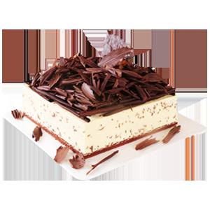 蛋糕/魔法黑森林:原材料:可口慕斯,黑森林巧克力屑,底面巧克力胚 配材:(北京