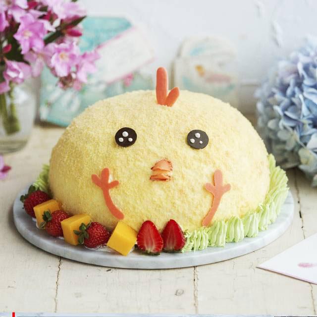 蛋糕/大吉大利今晚吃鸡:优质奶油、鸡蛋、芒果、巧克等 祝 愿:大吉大利今晚